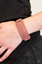 Load image into Gallery viewer, Take The Scenic Route Urban Brown Bracelet
