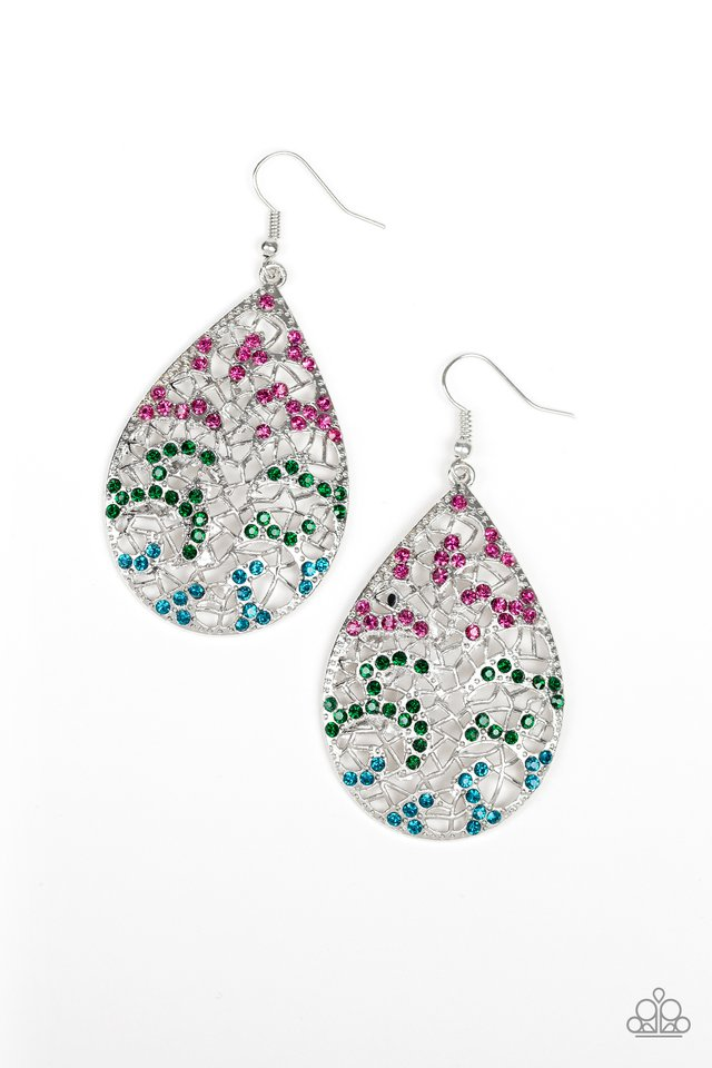 Hustle and Bustle Multi Earring