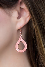 Load image into Gallery viewer, Give Me A GLINT! Copper Earring