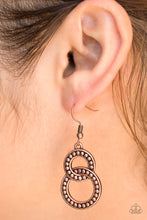 Load image into Gallery viewer, Perfect ZEN Copper Earring