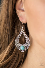 Load image into Gallery viewer, Sol Sonata Blue Earring