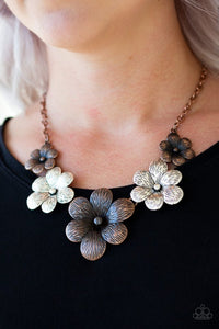 Secret Garden Multi Necklace