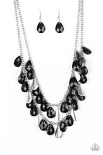 Load image into Gallery viewer, Life Of The FIESTA Black Necklace