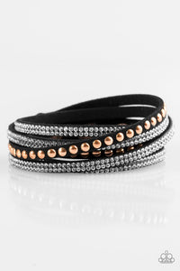 I BOLD You So! Urban Black Bracelet