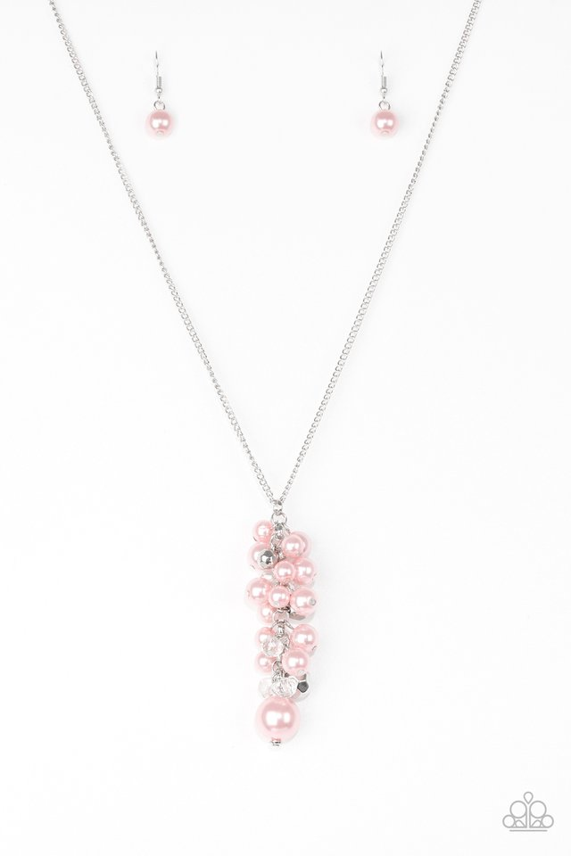 Ballroom Belle Pink Necklace