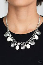 Load image into Gallery viewer, Terra Tranquility White Necklace