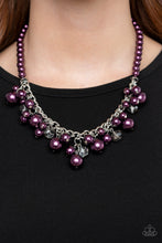Load image into Gallery viewer, Prim and POLISHED Purple Necklace