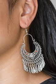 Walk On The Wildside Multi Earring