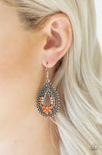 Load image into Gallery viewer, Atta-GALA Orange Earring