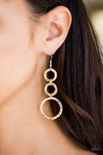 Load image into Gallery viewer, Radical Revolution Gold Earring