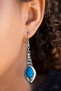 You Know HUE Blue Earring