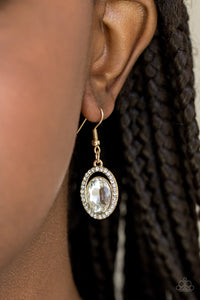 Imperial SHINE-ness Gold Earring