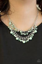 Load image into Gallery viewer, Bridal Party Green Necklace
