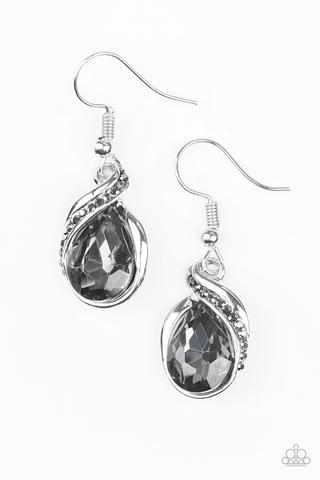 Marvelous Marvel Silver Earring
