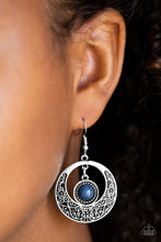 Load image into Gallery viewer, Wandering Waikiki Blue Earring