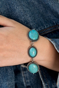River View Blue Bracelet