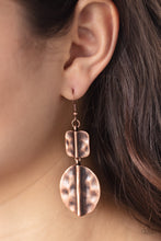 Load image into Gallery viewer, Lure Allure Copper Earring