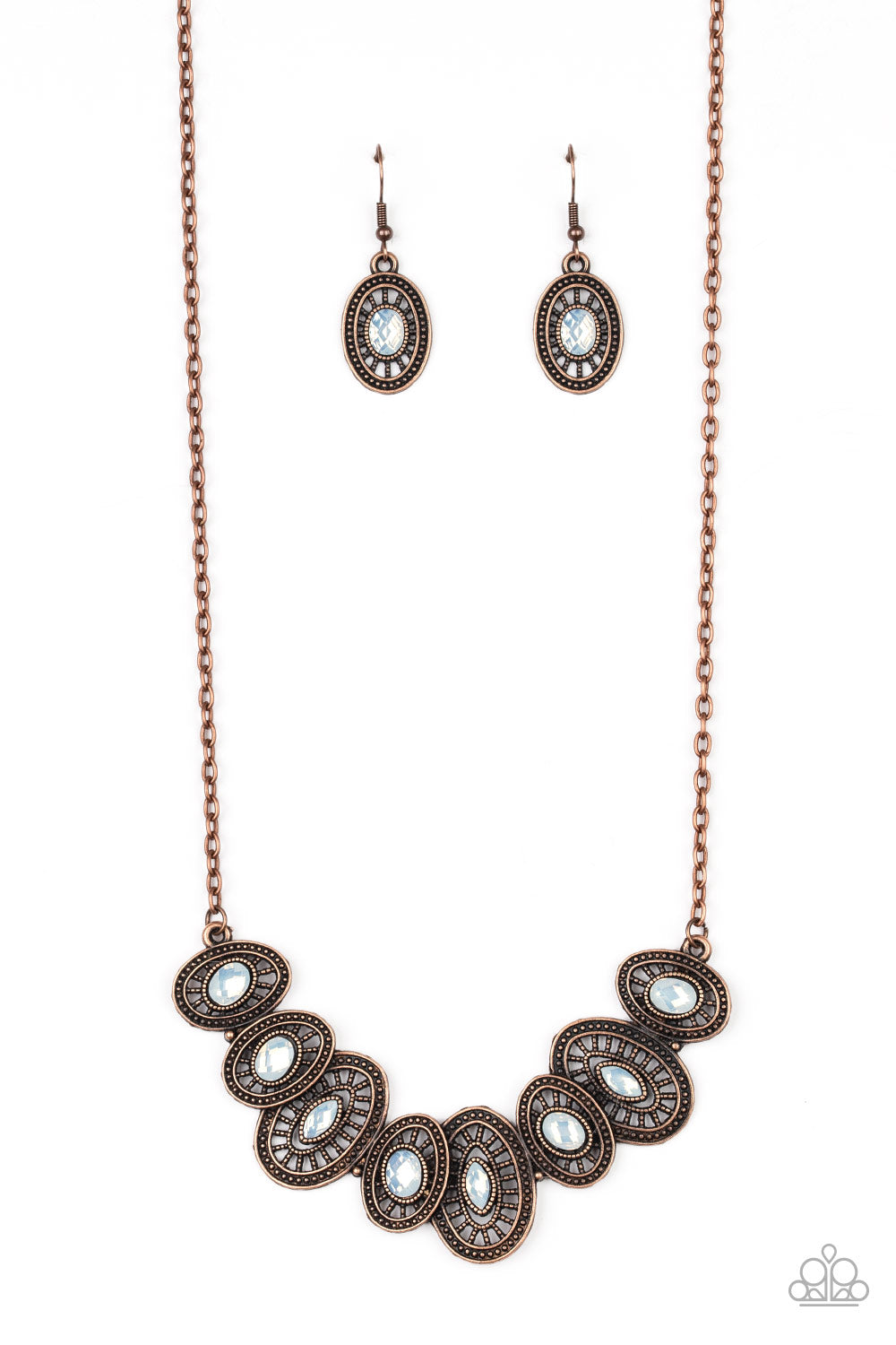 Trinket Trove Copper Necklace