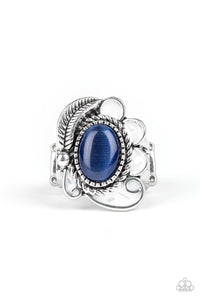 Fairytale Magic Blue Ring