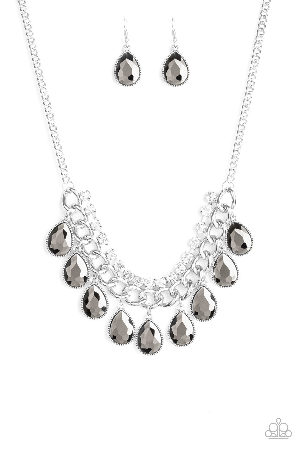All Toget-HEIR Now Silver Necklace