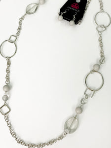 V278 Silver Necklace