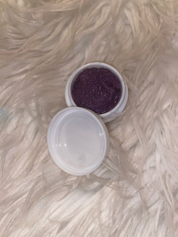 Grape Honey Sugar Lip scrub