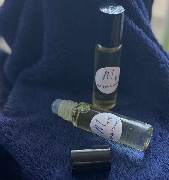Damascus Scented Body Oil