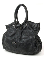 Ferragamo Black Nero Calf Leather Bag