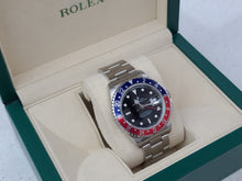 Load image into Gallery viewer, ROLEX GMT-MASTER PEPSI 16710A30B