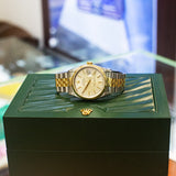Rolex Datejust 36mm TwoTone 16233