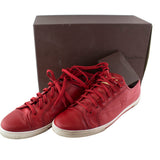 Louis Vuitton Red Sneakers P Go 0019