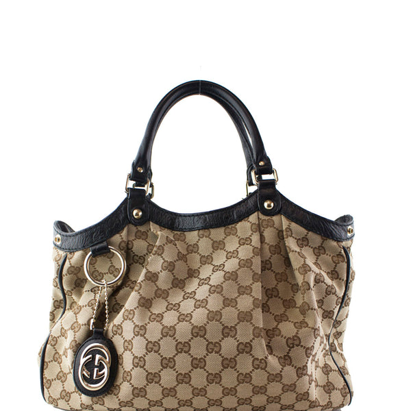 Gucci SukeyGG Canvas Handbag