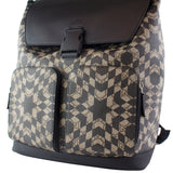 GUCCI GG Supreme Caleido Backpack Black