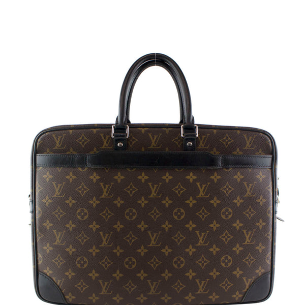 LOUIS VUITTON Porte Documents-Voyage Briefcase