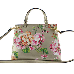 Gucci Bamboo Daily Blooms top handle bag