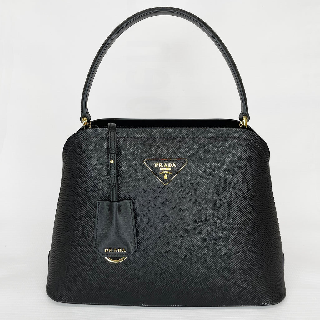 Prada Saffiano Leather Matinée Bag Medium
