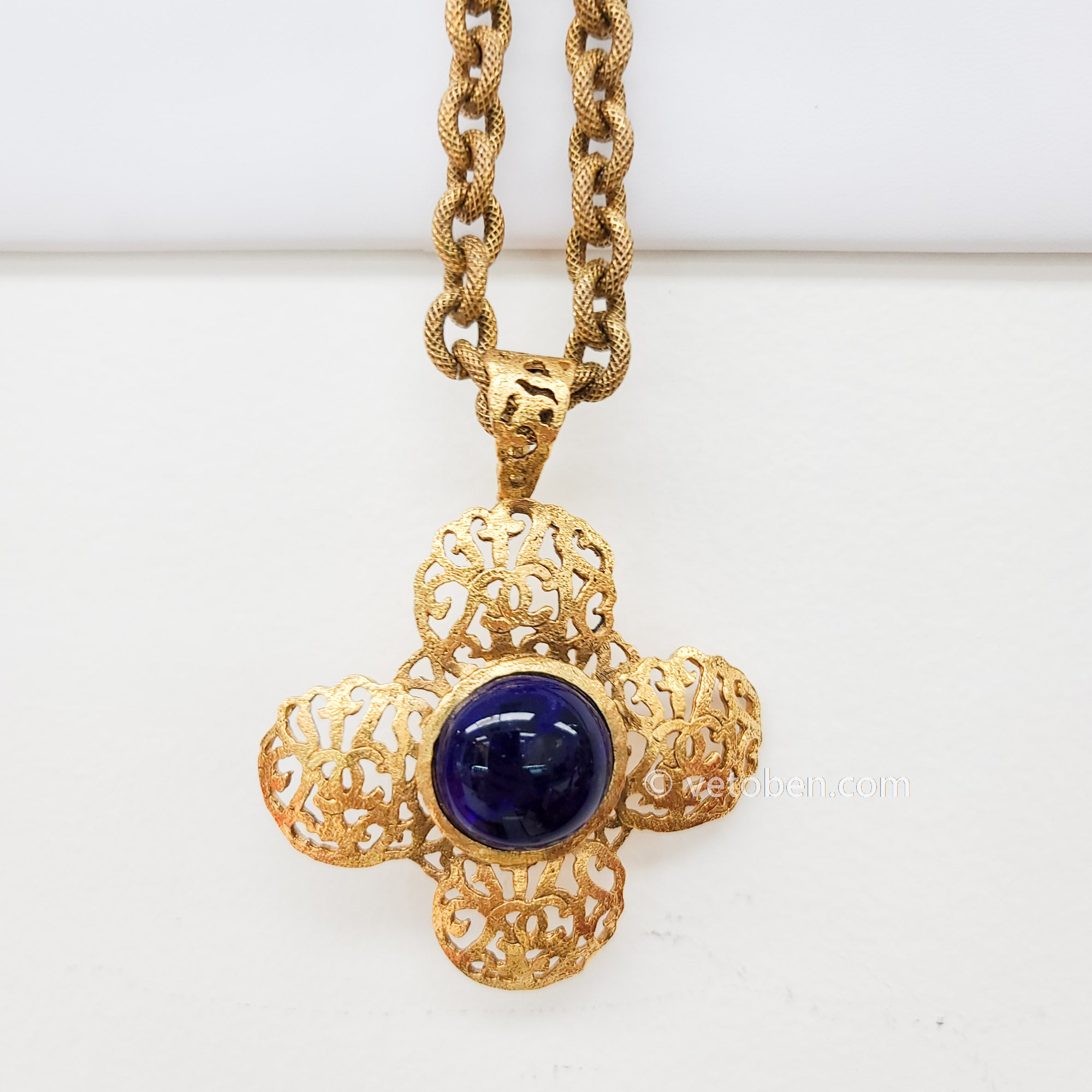 CHANEL vintage Pendant necklace