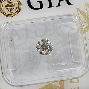 GIA Loose Diamond 0.59ct