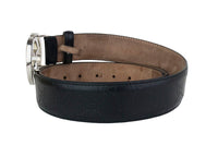 Gucci Interlocking GG Supreme Canvas Belt