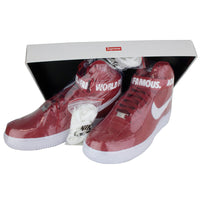 Supreme Air Force 1 High World Famous Red