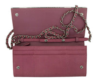 Prada Pink Ayers Python Wallet On Chain