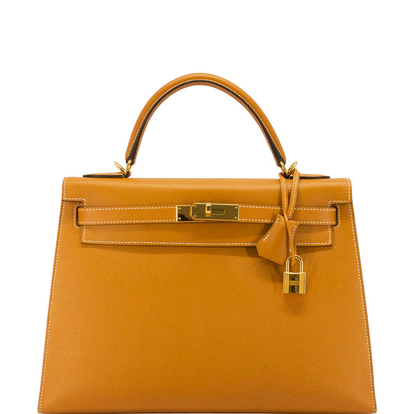 HERMES KELLY SELLIER 32 EPSOM