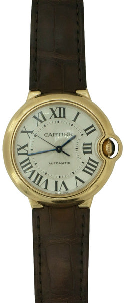 CARTIER BALLON BLEU AUTOMATIC