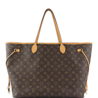 Louis Vitton Monogram NEVERFULL GM