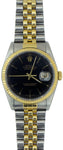 Rolex  Vintage Datejust TwoTone Watch