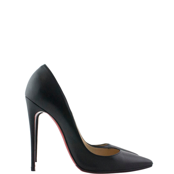 CHRISTIAN LOUBOUTIN Crossfliketa 100 patent Shoes