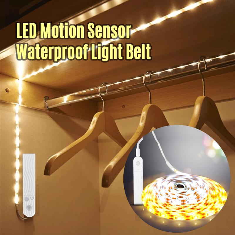Smart Motion Sensor Waterproof Light Belt