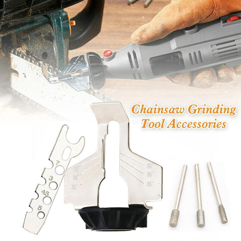 Onlineaholic™ Chainsaw Grinding Tool Accessories
