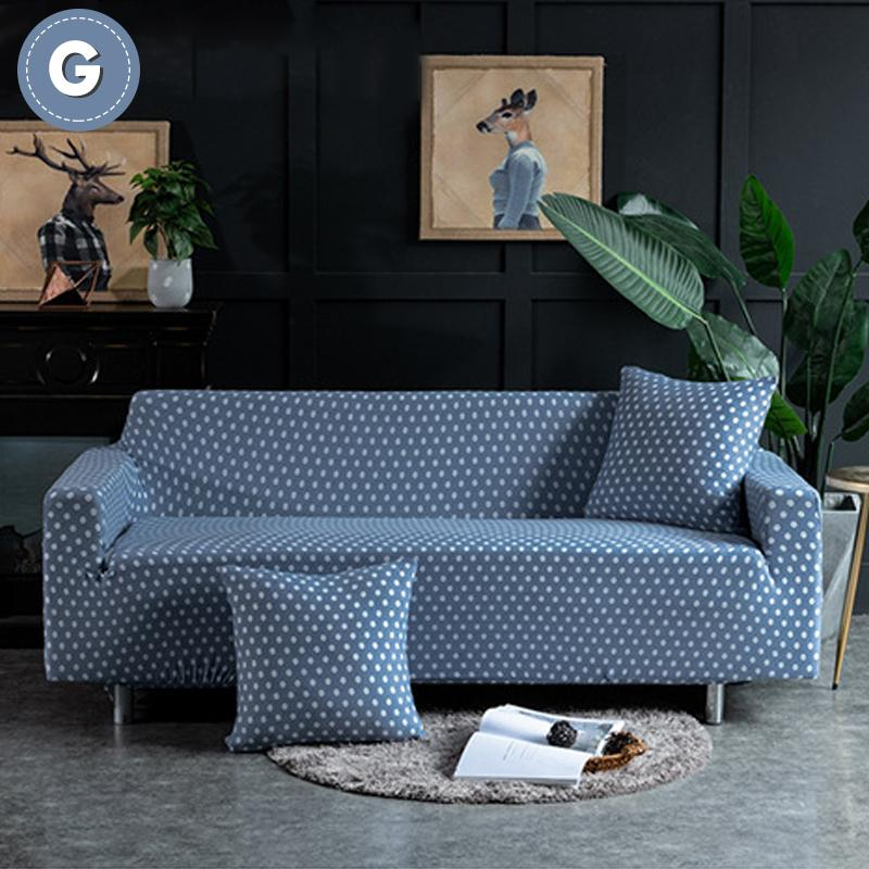 Combination of universal sofa covers
