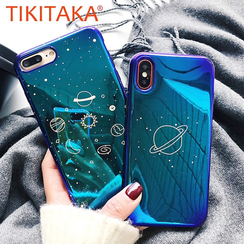 Blu-Ray Planet Phone Case